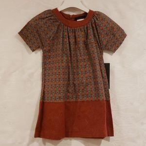 NWT Samuel JR Girls Dress Size 3X